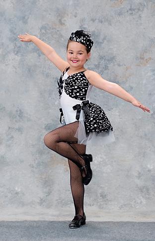 Dance School Performing Arts Portraits
