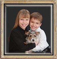 Formal-Studio-Portrait-Puppy-Love